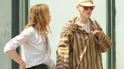 Tilda Swinton przyłapana za rękę z kobietą!