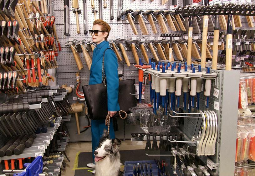 """Tilda Swinton w filmie """"Ludzki głos"""" /SplashNews.com /East News"""