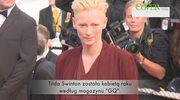 Tilda Swinton została kobietą roku