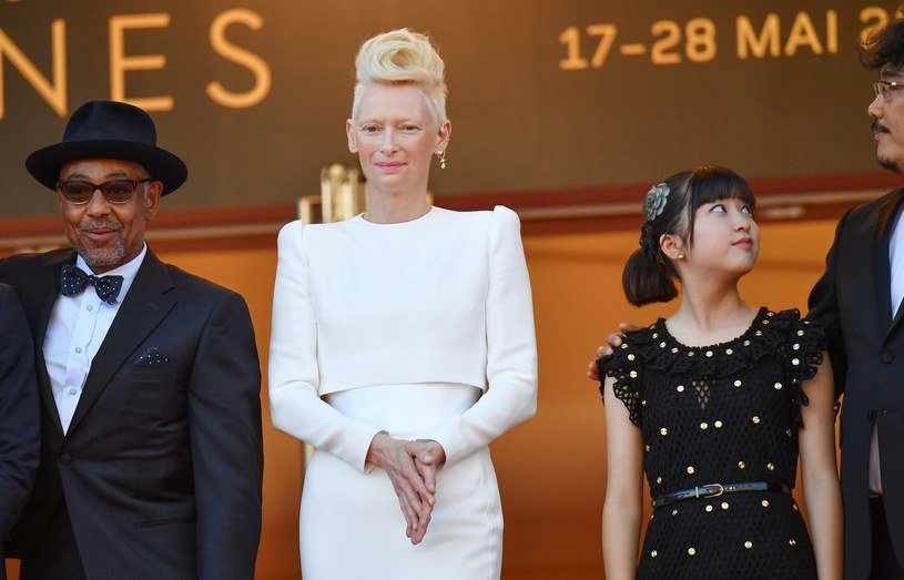 Tilda Swinton /East News