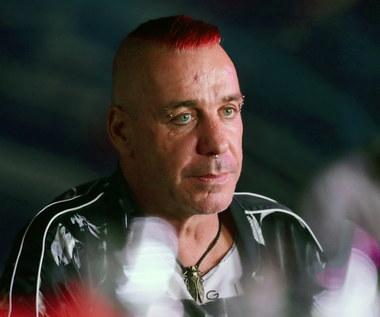 Till Lindemann (Rammstein) w szpitalu. Negatywny test na koronawirusa