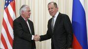 """Tillerson spotkał się z Ławrowem. Potwierdzili """"zaangażowanie na rzecz walki z terroryzmem"""""""