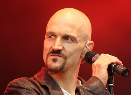 Tim Booth (James) - fot. Dave Hogan /Getty Images/Flash Press Media