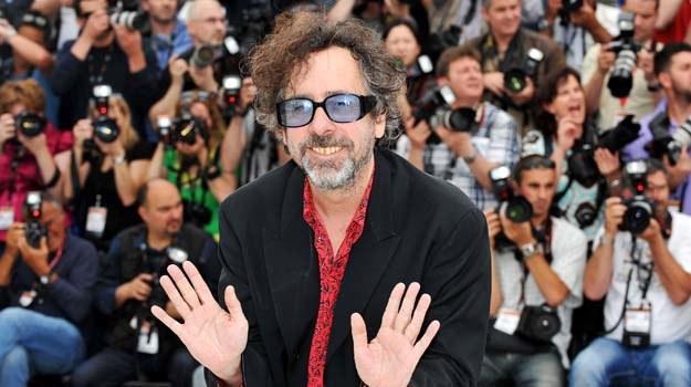 Tim Burton ma opinię największego ekscentryka wśród reżyserów - fot.  Pascal Le Segretain /Getty Images/Flash Press Media