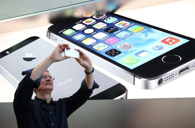 Tim Cook broni polityki Apple /AFP