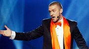 Timberlake opluł fana