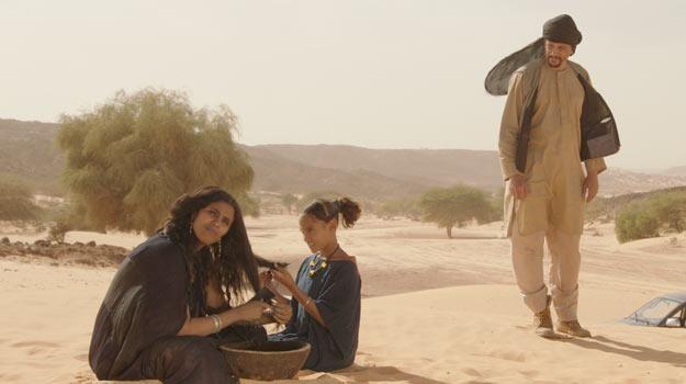 """""""Timbuktu"""" opowiada o walce mieszkańców tytułowego miasteczka z dżihadystami /materiały dystrybutora"""