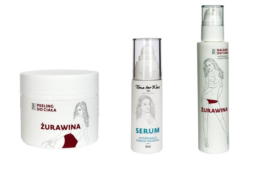 Time for Wax: Pielęgnacja depilowanej woskiem skóry /materiały prasowe