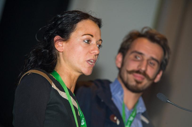 Timea Szabo posłanka węgierskiej partii Dialog /Samuel Dietz / Contributor /Getty Images