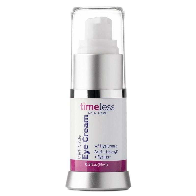 Timeless - Skin Care - Dark Circle Eye Cream - Krem redukujący cienie pod oczami /INTERIA.PL/materiały prasowe