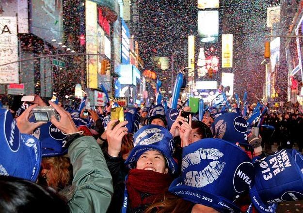 Times Square w Nowym Jorku /AFP