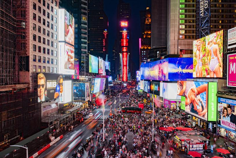 Times Square /materiały prasowe