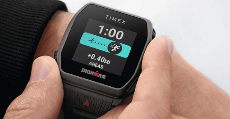 Timex Ironman R300 GPS /materiały prasowe