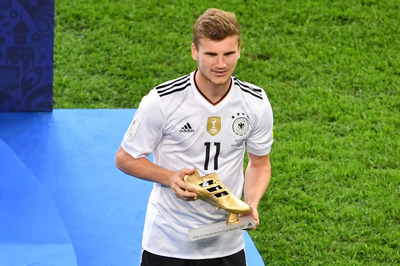 Timo Werner zastąpi Karima Benzemę? /AFP
