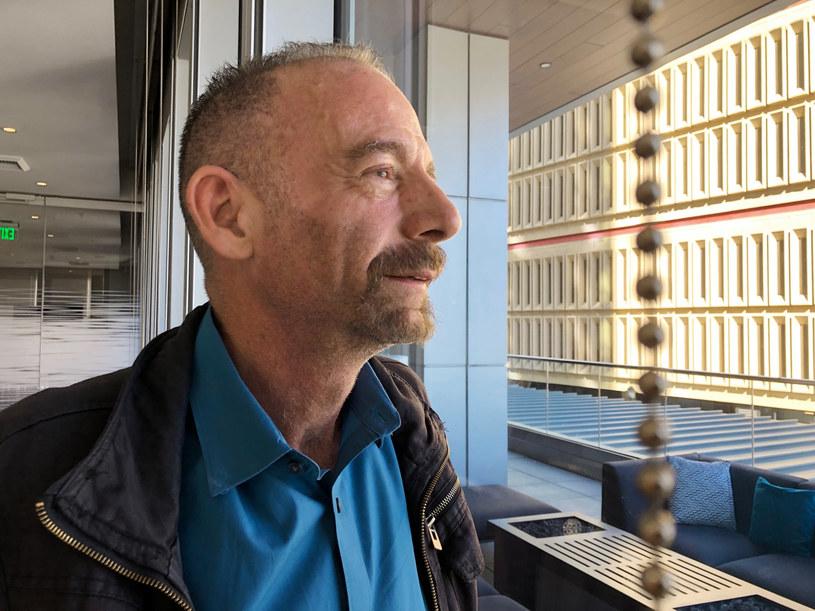"Timothy Ray Brown - ""Berliński pacjent"" /Manuel Valdes /East News"