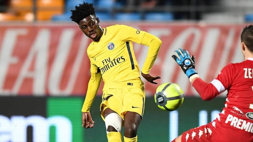 Timothy Weah /Getty Images