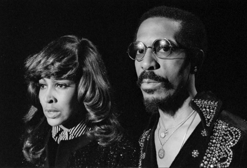 Tina i Ike Turnerowie w 1975 roku /CBS /Getty Images