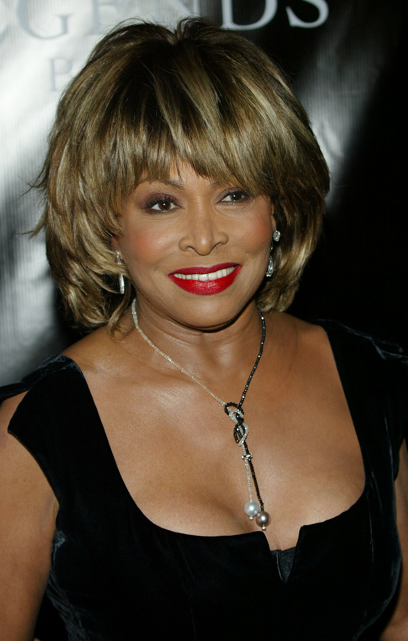 Tina Turner - 2005 rok /Frederick M. Brown /Getty Images