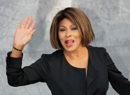 Tina Turner - fot. Giuseppe Cacace /Getty Images/Flash Press Media