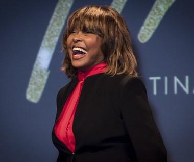 Tina Turner na promocji musicalu o niej samej