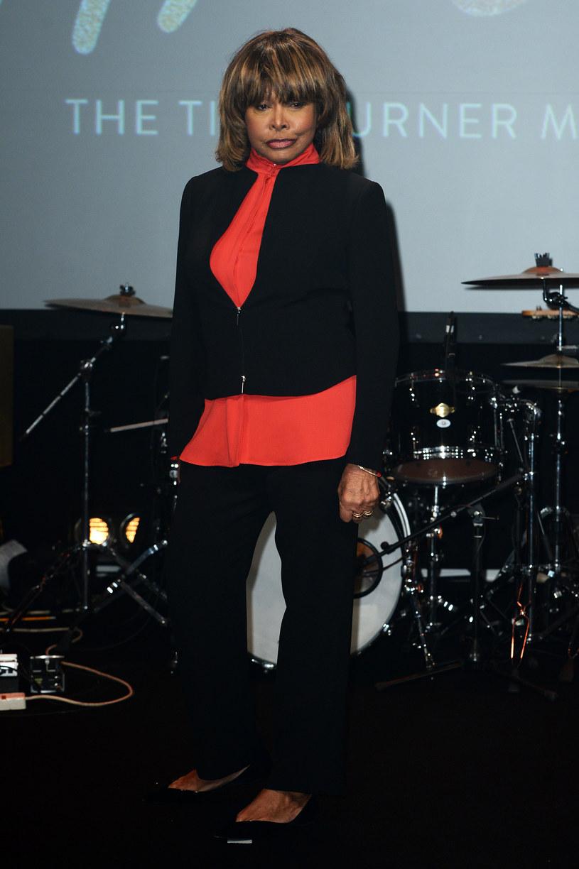 Tina Turner wciąż wygląda świetnie /Eamonn M. McCormack /Getty Images