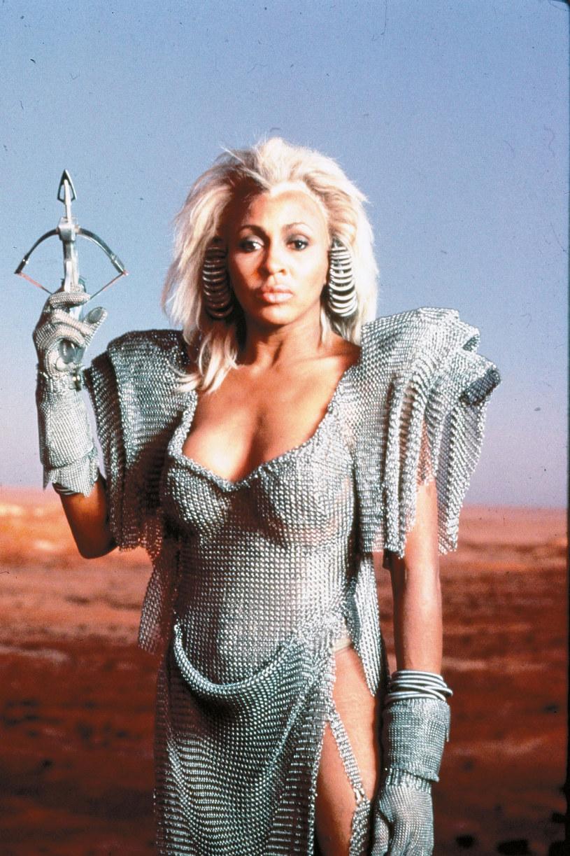Tina Turner zagrała w trzeciej części serii /Album Online /East News
