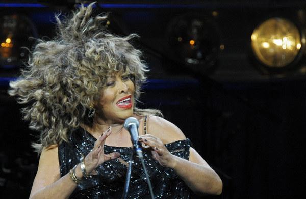 Tina Turner /AFP