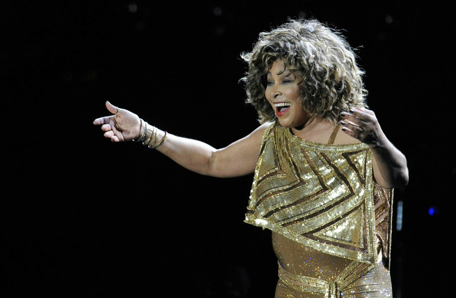 Tina Turner /CTK Photo/Rene Volfik /PAP/EPA