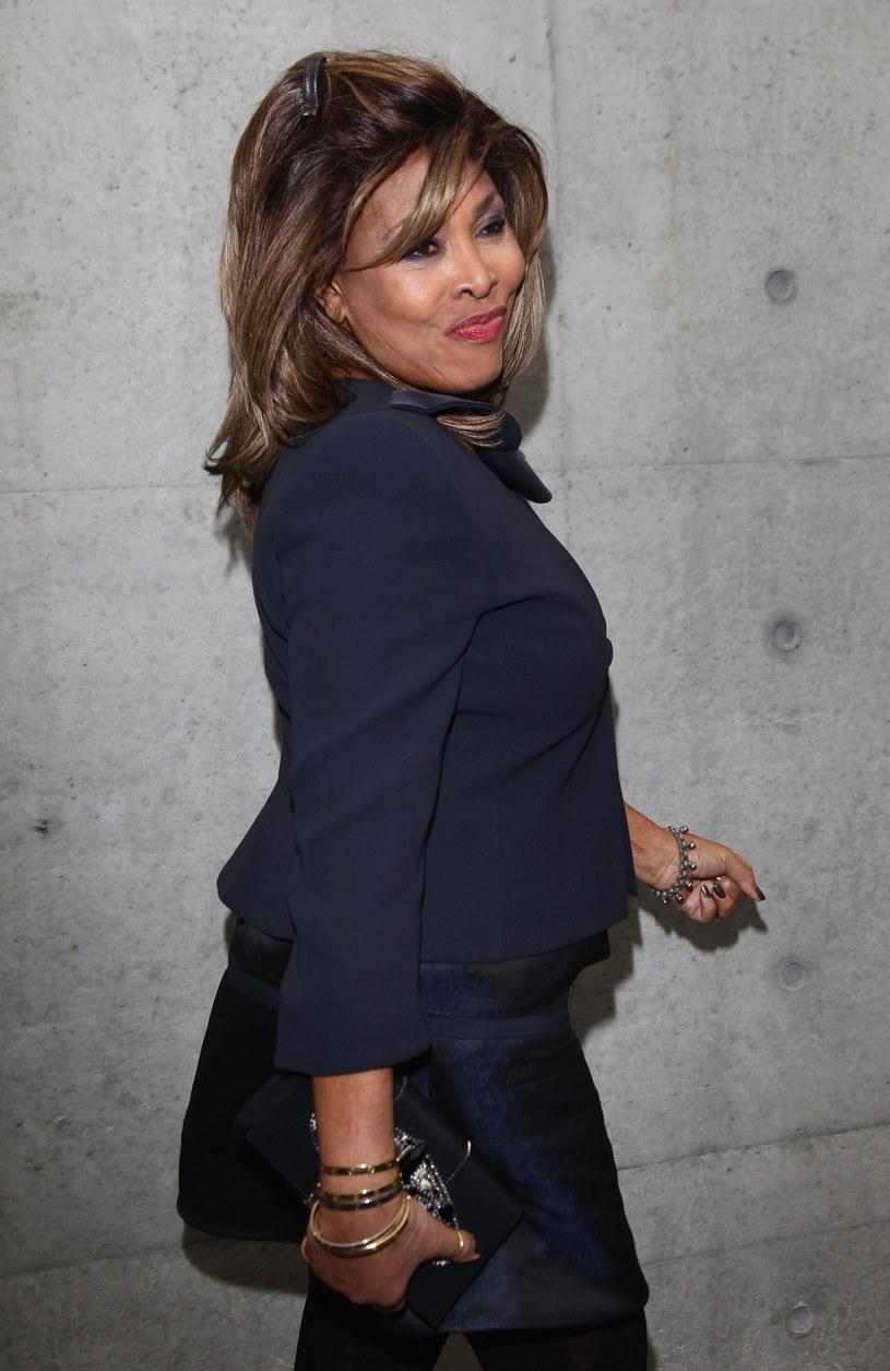 Tina Turner /Vittorio Zunino /Getty Images