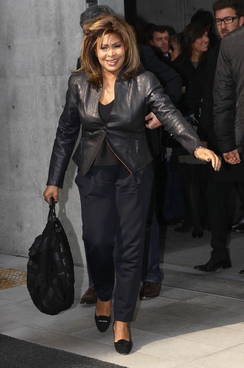 Tina Turner /Vittorio Zunino Celotto /Getty Images