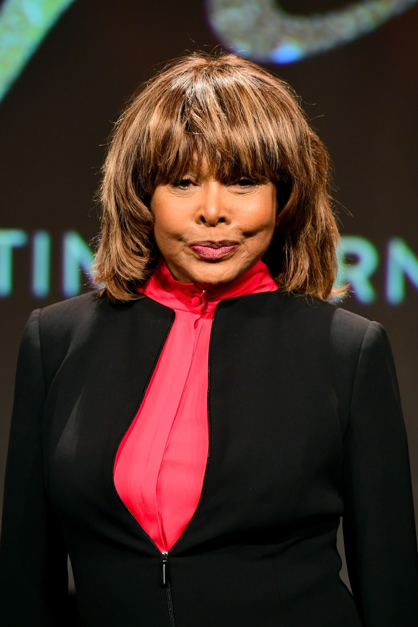 Tina Turner /Ian West/PA Wire/PA Images /East News