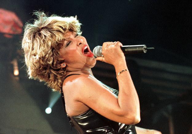 Tina Turner /Maciej Kosycarz /PAP/EPA