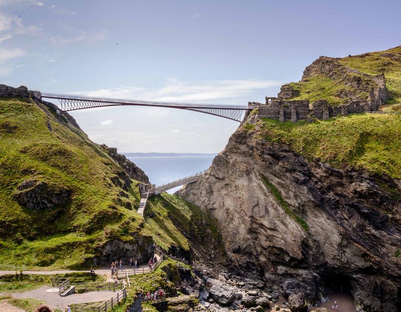 Tintagel Castle Bridge /materiały prasowe