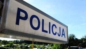 Tir wjechał w radiowóz podczas policyjnej kontroli