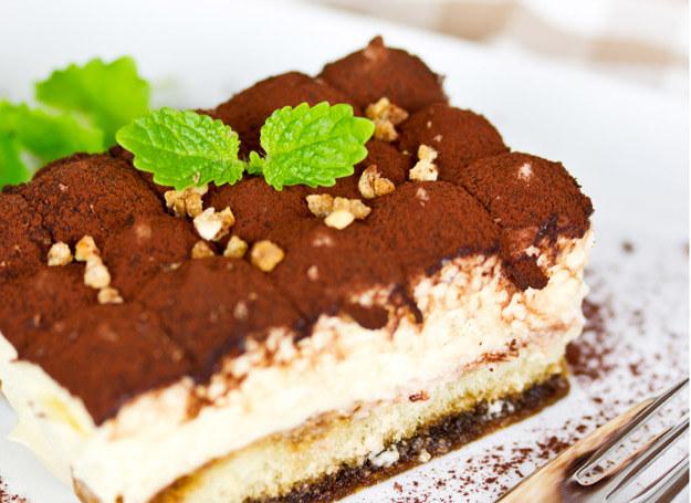 Tiramisu to jeden z najlepszych deserów. /123RF/PICSEL