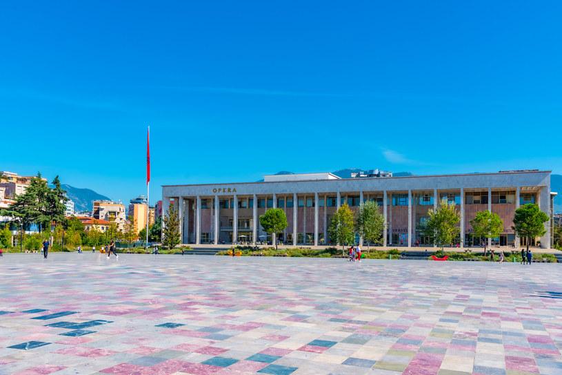 Tirana również ma swój Pałac Kultury /123RF/PICSEL