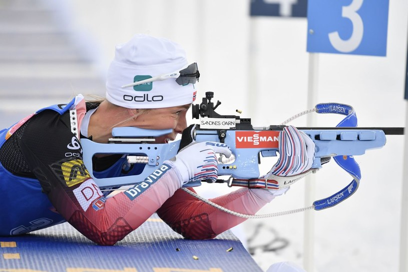 Tiril Eckhoff /AFP