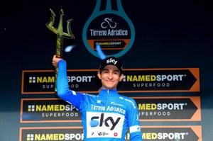 Tirreno-Adriatico. Michał Kwiatkowski wygrał wyścig