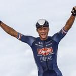 Tirreno-Adriatico. Van der Poel wygrał 7. etap, Majka wciąż drugi w wyścigu