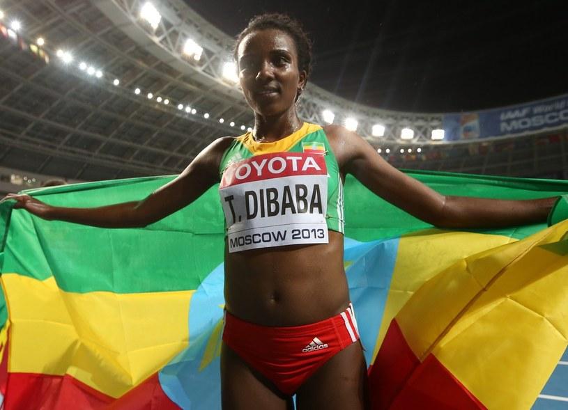 Tirunesh Dibaba /AFP