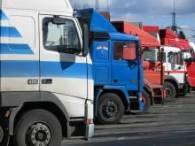 Tiry muszą zjechać z dróg /RMF