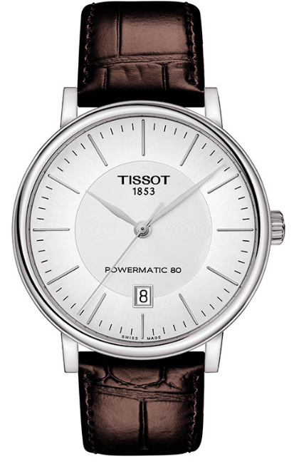 Tissot Carson Automatic T122.407.16.031.00 /materiały promocyjne