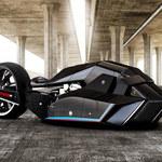 """Titan: To nie pojazd Batmana, to """"normalny"""" motocykl"""