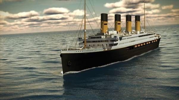 Titanic II /materiały prasowe