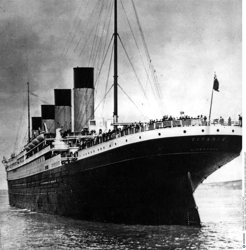 Titanic miał oznaczać nową jakość w morskich podróżach /Agencja FORUM