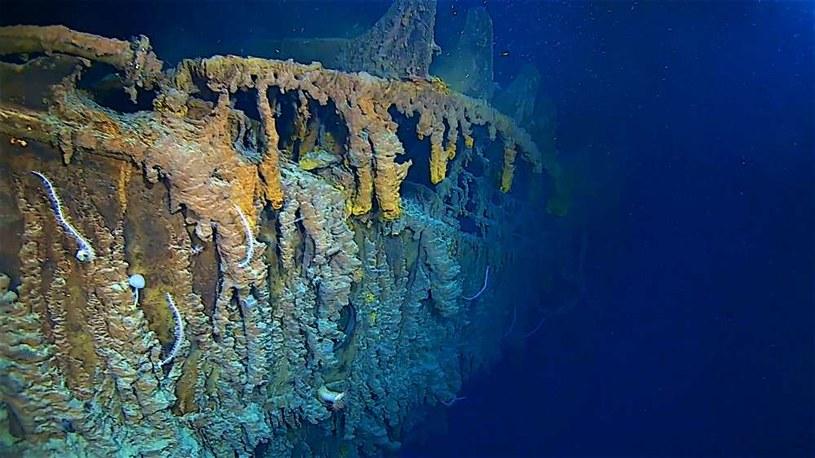 Titanic nie przetrwa dla przyszłych pokoleń? /Fot. Atlantic Productions /materiały prasowe