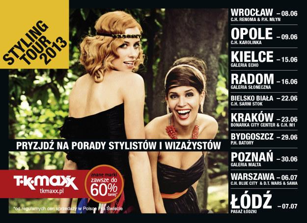 TK Maxx /materialy promocyjne /materiały promocyjne