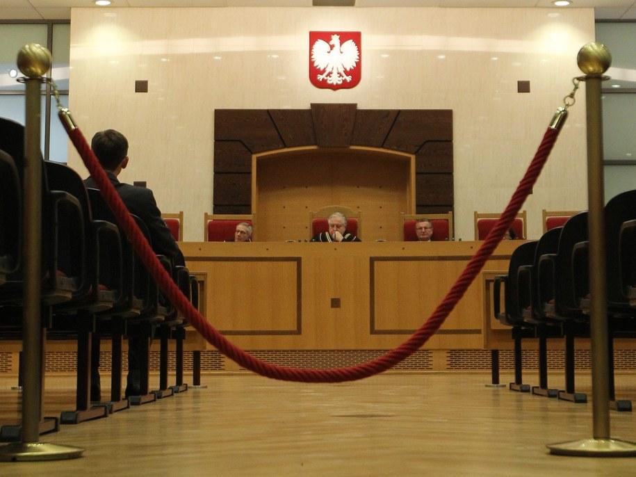 TK uznał, że przepis o rekrutacji do szkół i przedszkoli jest niekonstytucyjny /Radek Pietruszka /PAP