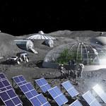 Tlen z księżycowej gleby? To możliwe
