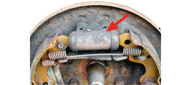 tłoczki w cylinderkach /Motor